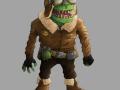 Main character development process