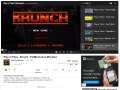 KRUNCH gets reviewed by RedPandaGamer!