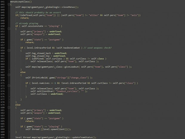 Scripting #1: Basics