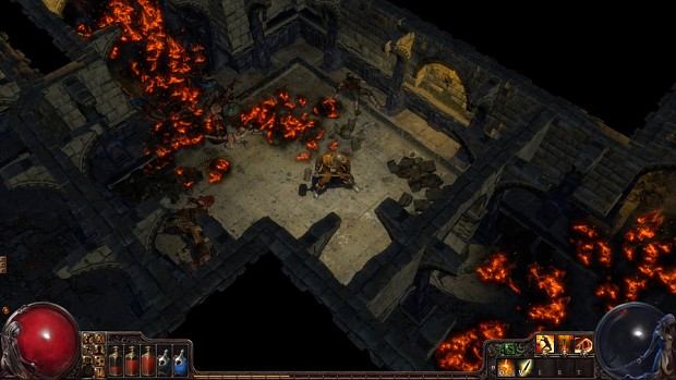 Path of Exile - Open Beta Coming Soon