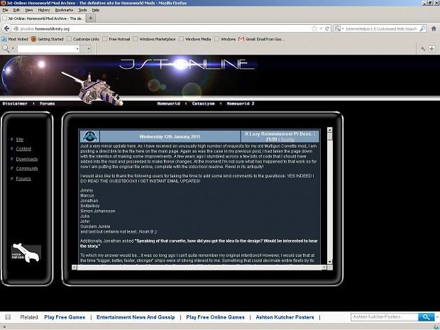 Jst Online Website