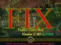 Ridder Clan Mod Alpha 2.00 - Common Problem Fixer