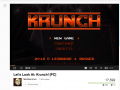 NorthernLion reviews KRUNCH!
