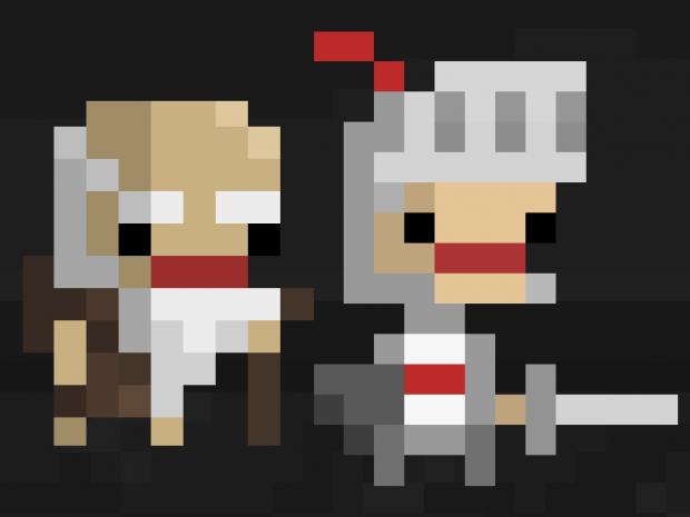 Pixel Kingdom: Guild and Merchant Overview