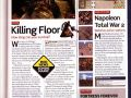 Killing FLoor in PC Gamer UK!