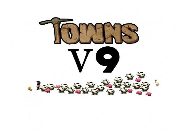 Towns v9 news