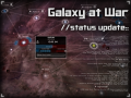 Galaxy at War Dev Update - New Build in Testing!