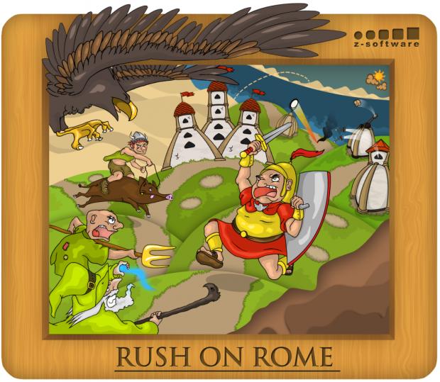 New screenshots of Rush on Rome