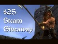$25 Steam Giveaway!