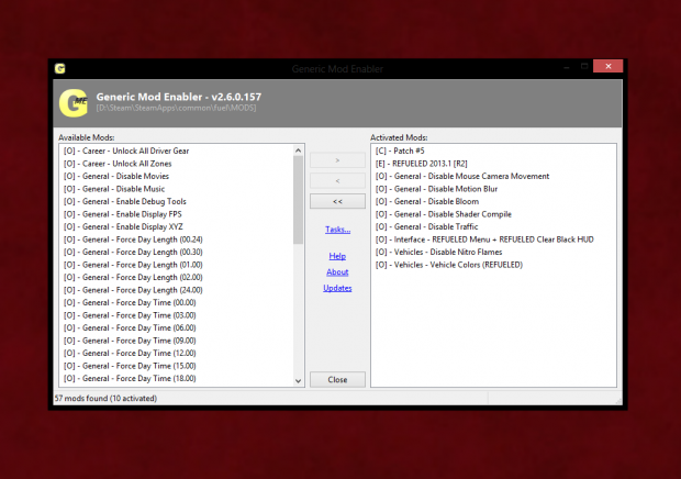 FUEL: REFUELED 2013.1 [R2] - Installation Guide