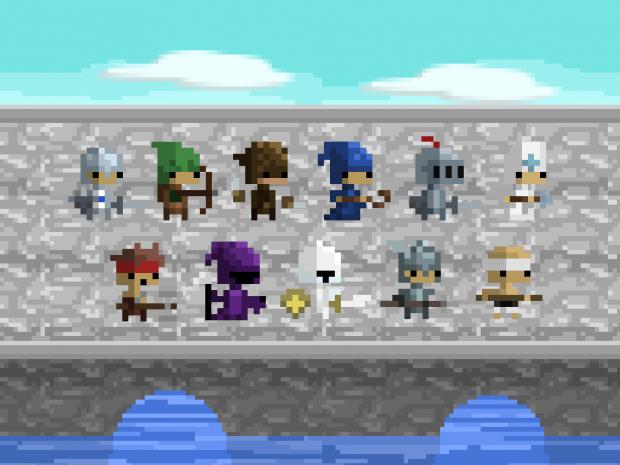 Pixel Kingdom Kickstarter Success!