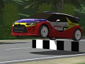 Rally car suspension physics
