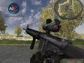 Development progresses, and new weapons