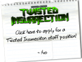 Twisted Insurrection: Job Openings