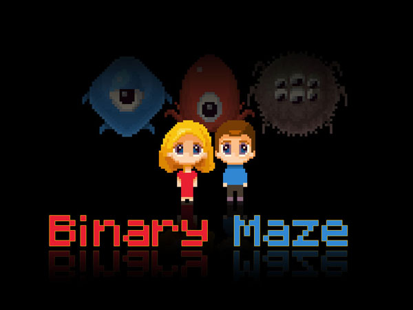 Binary Maze: indieGoGo campaign started