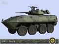 Update on LAV-25 for AFMC