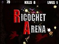Ricochet Arena New FX, Arcade Mode + Final Boss!