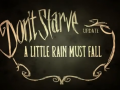 New Update Trailer: A Little Rain Must Fall