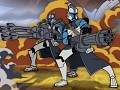 How do you add new squad members to Republic Commando???