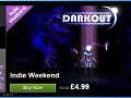 Get Darkout 50% off this weekend!