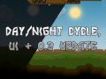 Day/Night Cycle, New UI + v0.3 update