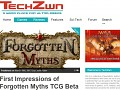 TechZWN reviews Forgotten Myths
