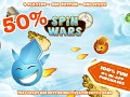 SPiN WARS 50% during PAX East - Indie Game Celebration