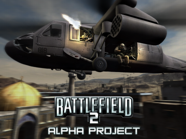Alpha Project Version 0.2 Release!