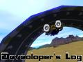 Alpha testing stage begins. Developer's Log 3