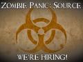 Zombie Panic is Hiring!