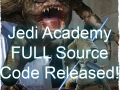 Full Jedi Academy and Jedi Outcast Source code released!