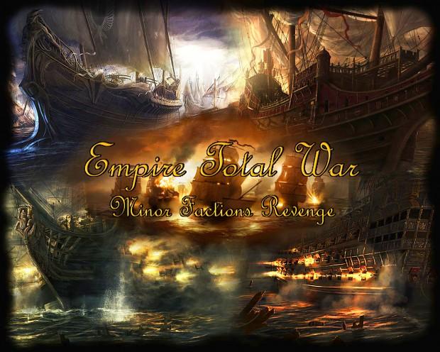 (ENG) Minor Factions Revenge: Mod for Empire Total War Released