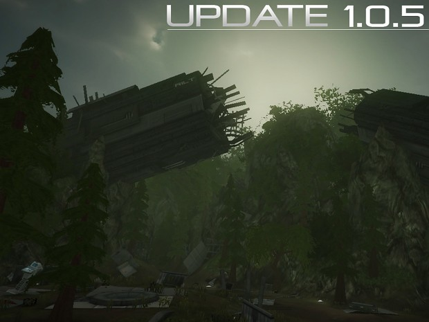 Update 1.0.5 - CrashWoods
