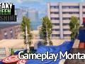 Freaky Green Sunshine - Gameplay montage 2013