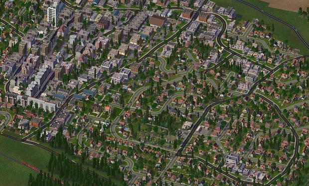 Network Now Working: SimCity 4's Network Addon Mod | Rock, Paper ...