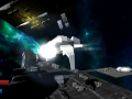 Space movement mechanics, the concept and Greenlight