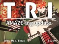TRI - The AMAZE-ing update released