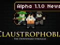 Patch Alpha 1.1.0 Preview & Other News