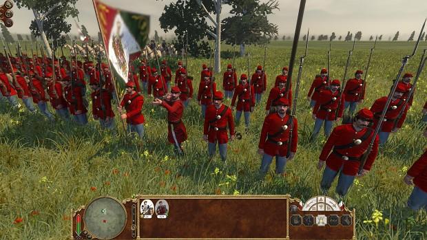 New Unit Garibaldini for Empire Total War