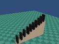 Dominoze Update #4: Concept Textures, Trees and Hotkeys!