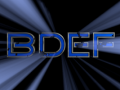 Another BDef Development Update