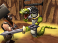 Enemy Races Preview #2: Snake Warriors