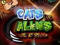 Cats VS. Aliens now at Steam Greenlight!