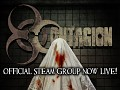 Contagion's Steam Shop, Release Announcement, and Official Group!