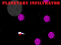 Planetary Infiltrator is coming on Android Devices