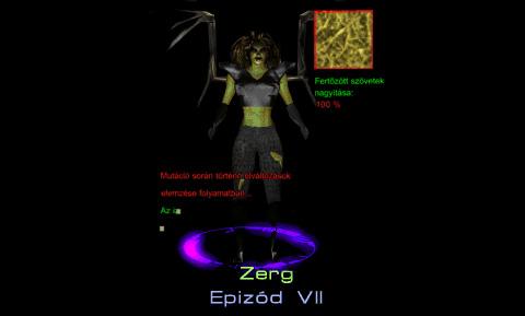 HunCraft Genocide Zerg campaign