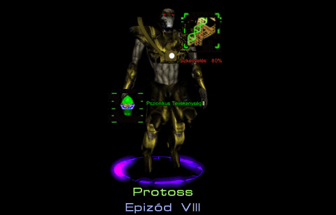 HunCraft Genocide Protoss campaign
