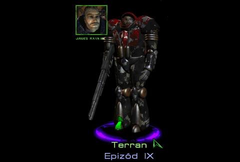 HunCraft Genocide Terran campaign