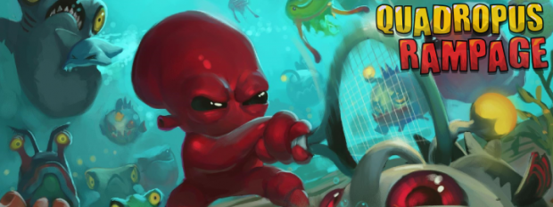 Quadropus Rampage Official Trailer Announced!