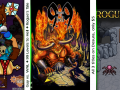 *WIN* Hellish Dungeons Bundle+ with Dark Gates HERO drawing!